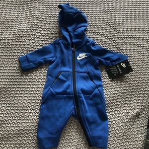 NWT Nike Tech Pack Infant / Baby Onesie Jumpsuit